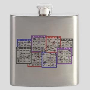 Bingo Anger Flask