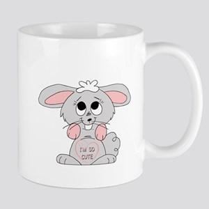 Cute bunny Mugs