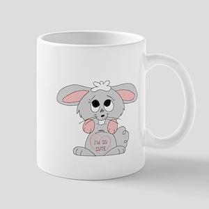 Cute bunny Mugs