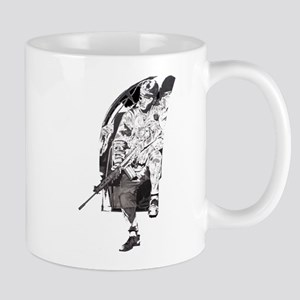 Special forces soldier Mugs