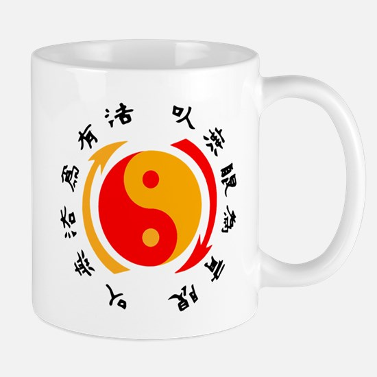 Jeet kune do Mugs
