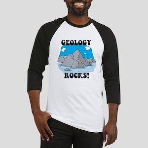 Geology Rocks! Baseball Jersey