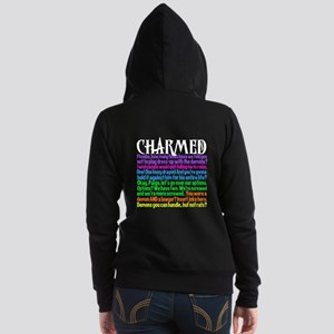 Charmed Quotes Women's Zip Hoodie