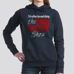 Andy Griffith Show Women's Hooded Sweatshirt