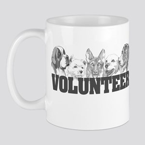 Volunteer (dogs) Mug