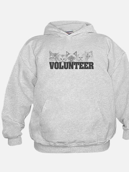 Volunteer (cats) Hoodie