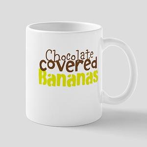 Chocolate Covered Bananas 11 oz Ceramic Mug