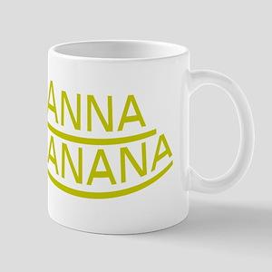 Anna Banana 11 oz Ceramic Mug