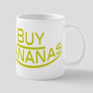 Buy Bananas 11 oz Ceramic Mug