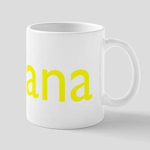 Banana 11 oz Ceramic Mug