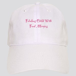 Child With Allergies Cap