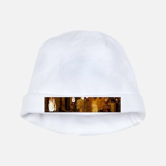 Queen Nefertitis Bust baby hat