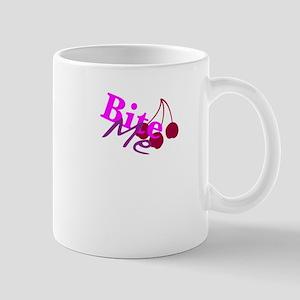 Bite Me 11 oz Ceramic Mug