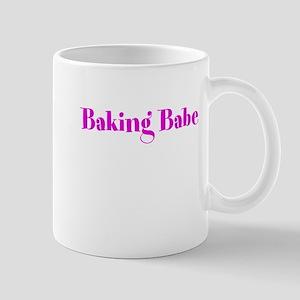 Baking Babe 11 oz Ceramic Mug