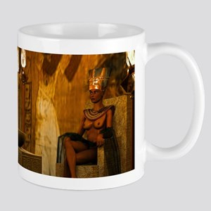Queen Nefertitis Bust Mug