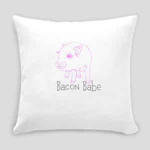Bacon Babe Everyday Pillow