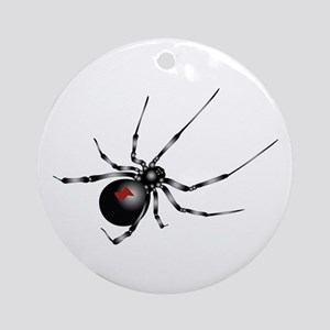 Black Widow - No Txt Ornament (round)