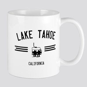 Lake Tahoe California Mugs