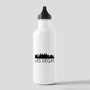 Las Vegas Silhouette Water Bottle
