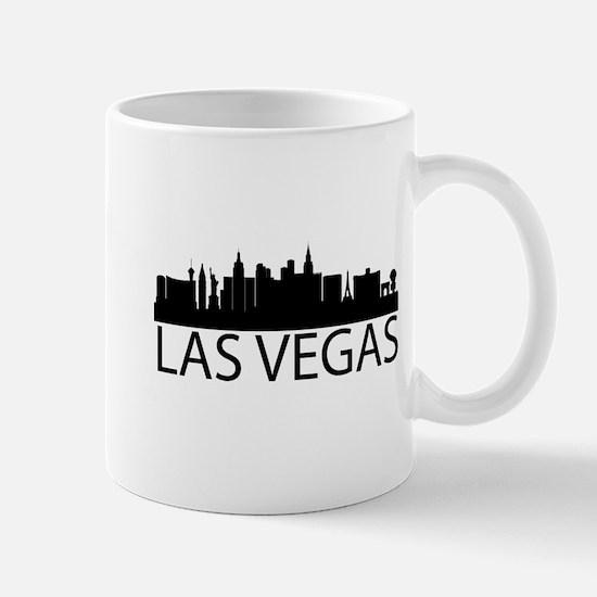 Las Vegas Silhouette Mugs