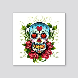 SugarSkull1 Sticker
