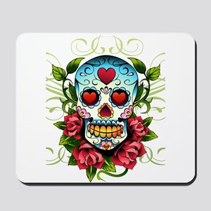 SugarSkull1 Mousepad
