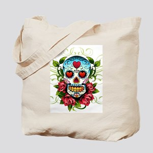 SugarSkull1 Tote Bag