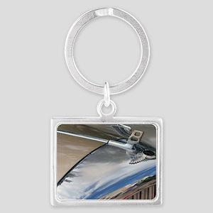Bentley hood and badge  Landscape Keychain