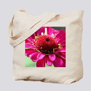 Beauty Of The Zinnia Flower Tote Bag