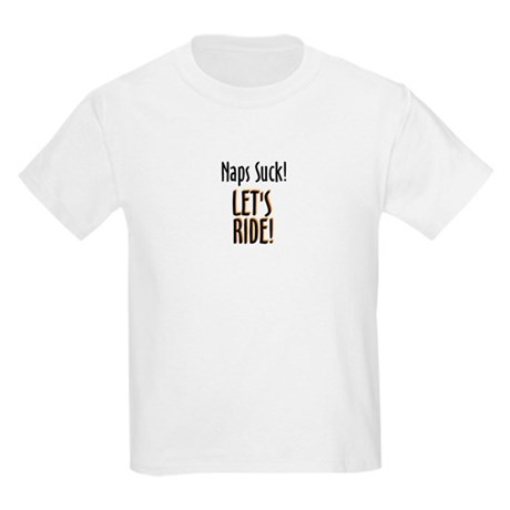 Let's Ride Kids Light T-Shirt