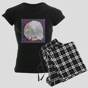 Fantail Pigeon Square Pajamas