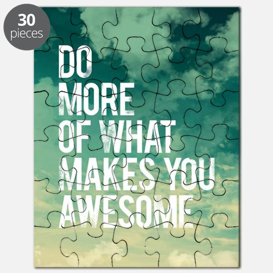 Do more Awesome Puzzle