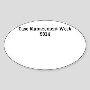 Case Management Week 2014 Sticker