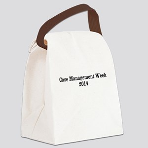 Case Management Week 2014 Canvas Lunch Bag
