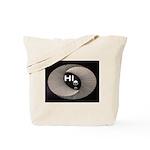 ALIEN HELLO Tote Bag
