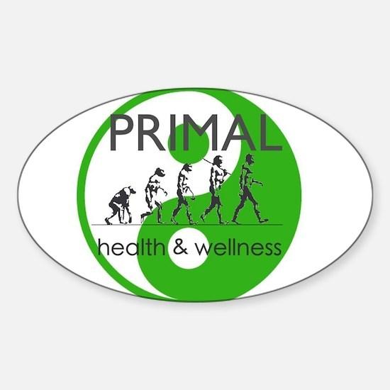 Primal Logo Decal