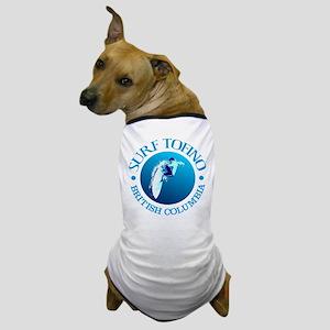 Tofino (surf) Dog T-Shirt