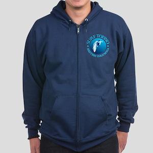 Tofino (surf) Zip Hoodie