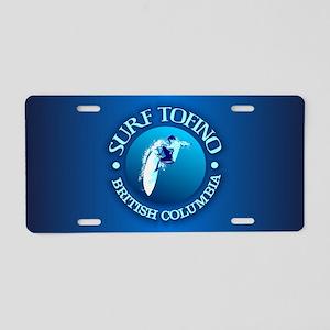 Tofino (surf) Aluminum License Plate