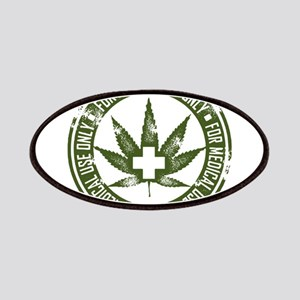 MMJ use only Patches