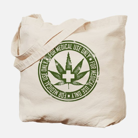 MMJ use only Tote Bag