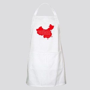 Red Thread Apron