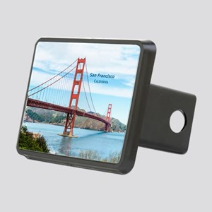 San Francisco Rectangular Hitch Cover