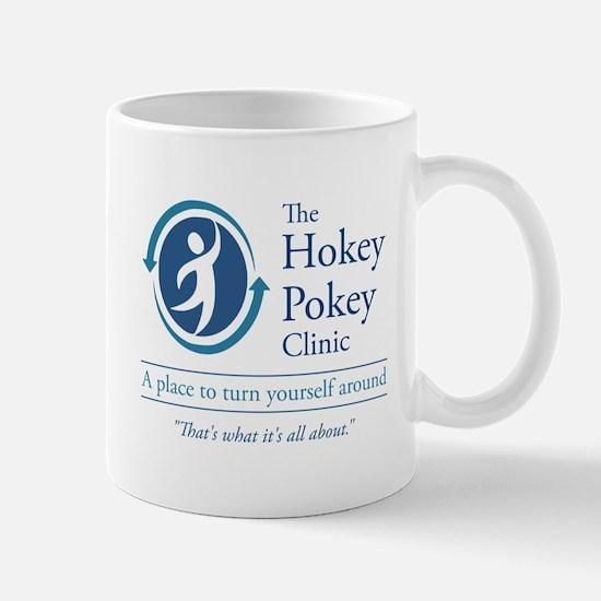 The Hokey Pokey Clinic Mugs