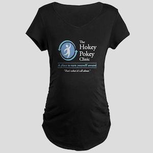 The Hokey Pokey Clinic Maternity T-Shirt