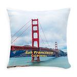 San Francisco Everyday Pillow