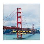 San Francisco Tile Coaster