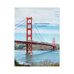San Francisco Twin Duvet Cover