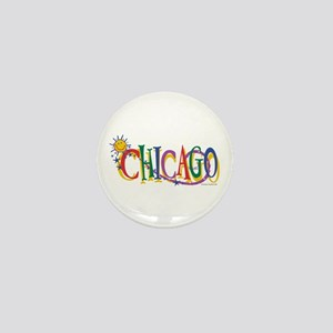 KIDS Chicago Sun Mini Button
