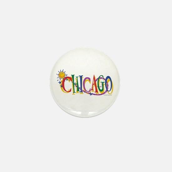 KIDS Chicago Sun Mini Button